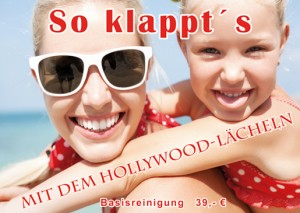 hollywoodlaecheln